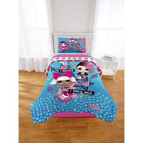"""LOL Surprise """"Born Rockers"""" Bed in a Bag"""