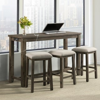 Link to Picket House Furnishings Stanford Multipurpose Bar Table Set Similar Items in Dining Room & Bar Furniture
