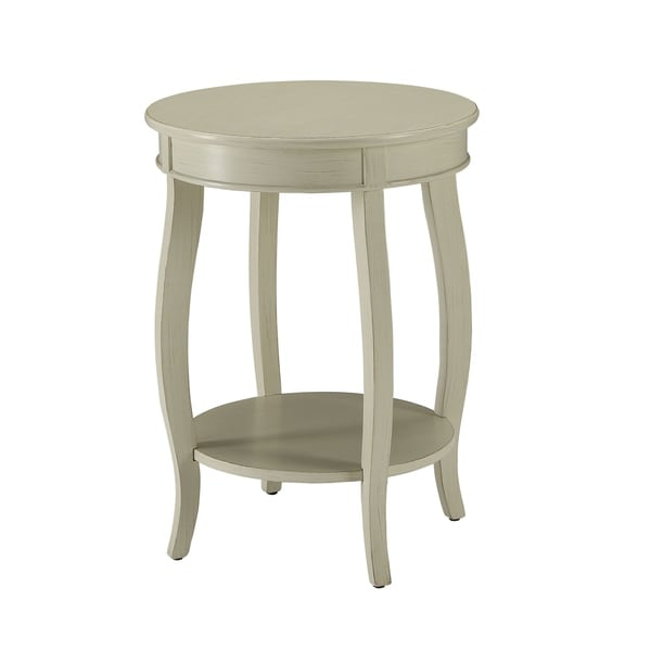 Modern Designs Portici Wooden Accent Side Table