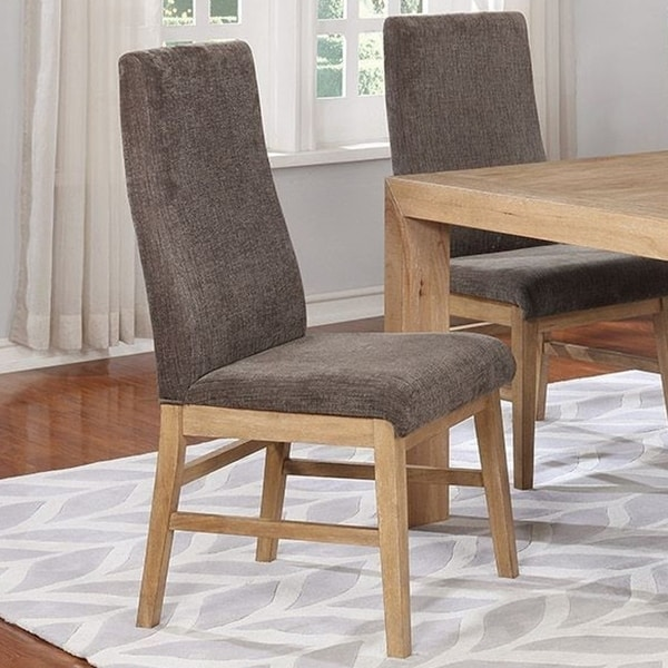 b33db7be75c1 Shop Mid Century Modern Design Ergonomically Shaped Dining Chairs (Set of  2) - Free Shipping Today - Overstock - 24017760