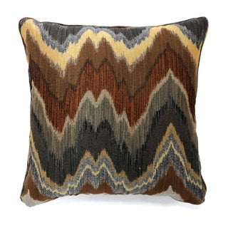 Williams Import Co. Seismy Wave Throw Pillow (Set of 2)