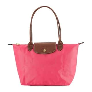 d22f09a7a834 Buy Nylon Longchamp Tote Bags Online at Overstock.com