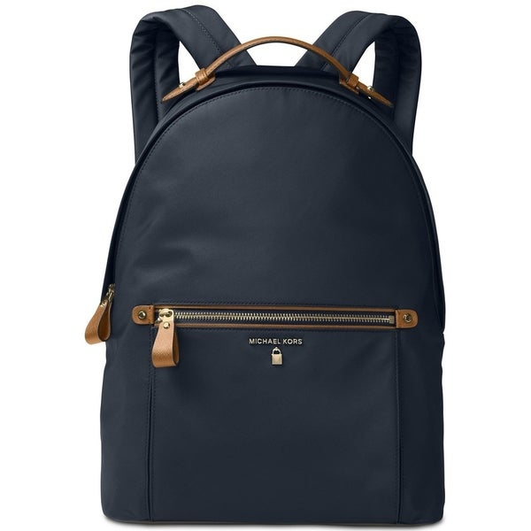 a1aeace07d4e Shop Michael Kors Kelsey Large Backpack Admiral - Free Shipping ...