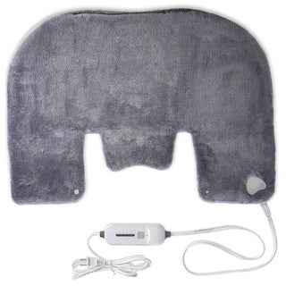 Belmint Electric Heated Neck Shoulder Warmer Heating Pad Machine Wash