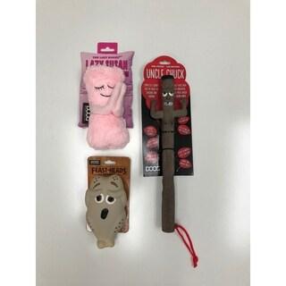 Toy Kit - Lazy Susan, Uncle Chuck and Turkey- 3pc kit