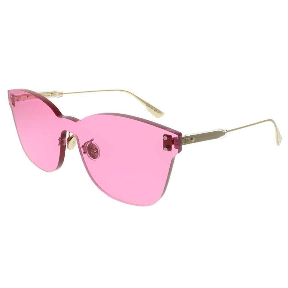 Sonnenbrille Damen Michael NEU Gold Pink