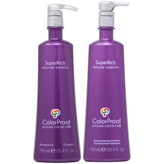 ColorProof SuperRich 25.4-ounce Shampoo & Conditioner Duo
