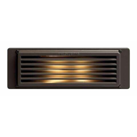 Hinkley Landscape 3.8 Watt LED 120 Volt Deck Light - Brown
