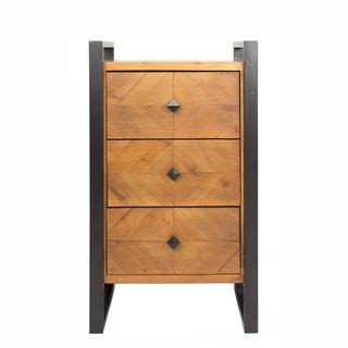 Ainsley 3-Drawer End Table