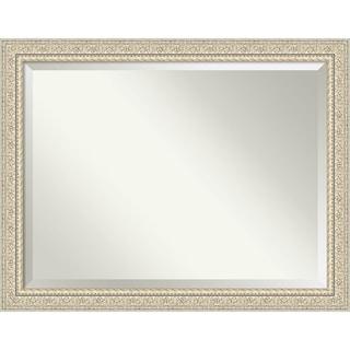 Link to Bathroom Mirror, Fair Baroque Cream Similar Items in Mirrors