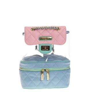 Nicole Lee Clear Backpack