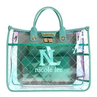 Nicole Lee Clear Shopper Bag