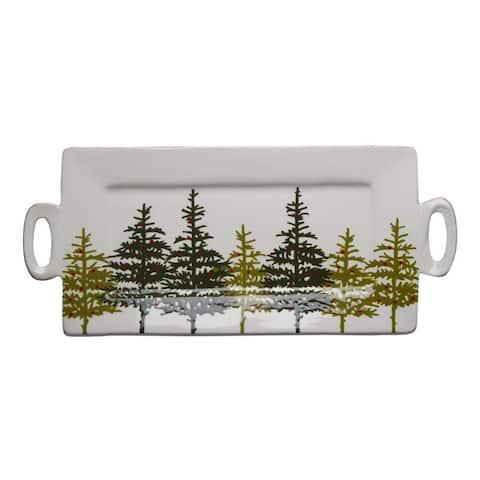 TAG Tis The Season Forest Platter Multi