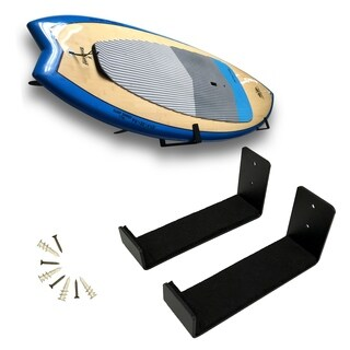 EasyGo SUP Wall Rack - Longboard Storage - Surfboard Display Rack - Surf Board Rack