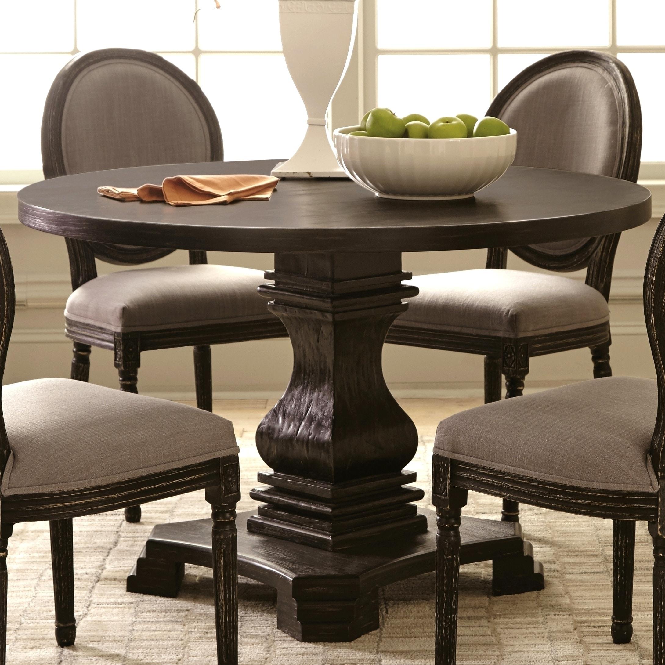 European Classic Design Round Dining Table
