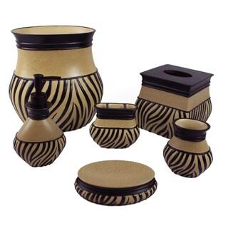 Sherry Kline Zuma 6-piece Bath Accessory Set