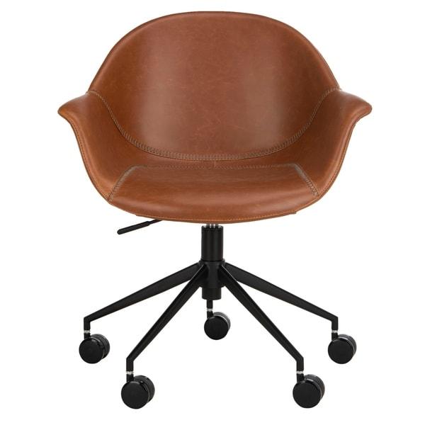 26 Photos 31 Reviews: Shop Safavieh Ember Office Chair