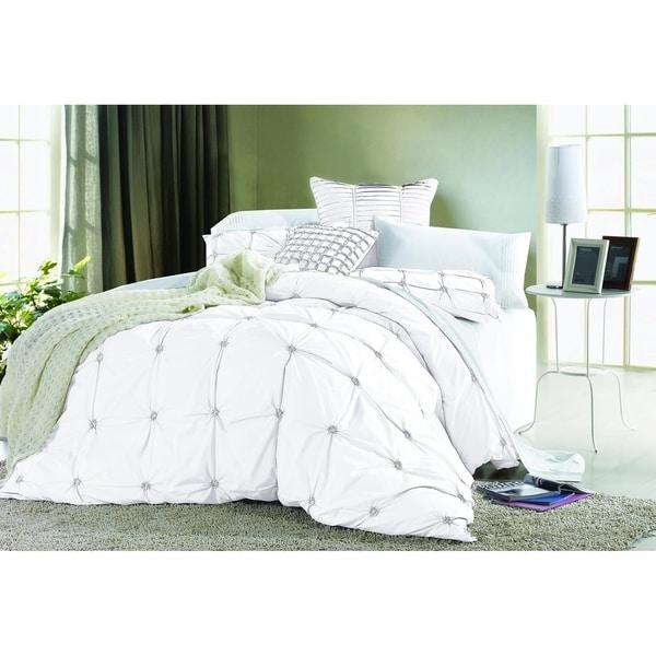 Cotton Or Microfiber Duvet Cover