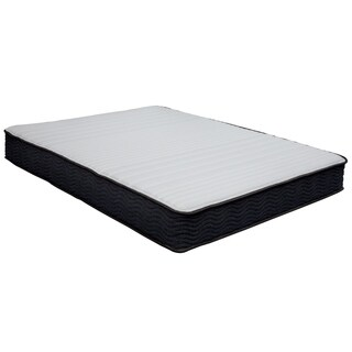 """Series 4 Reversible 9"""" Foam and Encased Coil Mattress - N/A"""