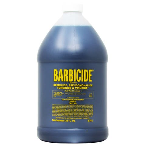 King Research 128-ounce Barbicide Disinfectant