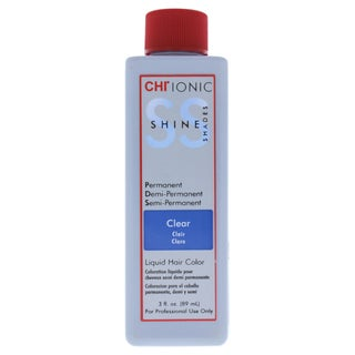 CHI Ionic Shine Shades Liquid Hair Color Clear