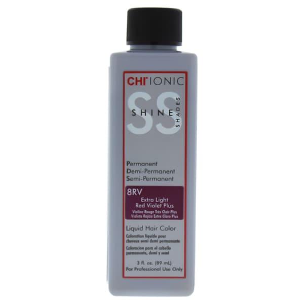 Shop Chi Ionic Shine Shades Liquid Hair Color 8rv Extra