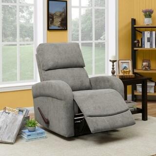 Copper Grove Eupen Chenille Rocker Recliner Chair