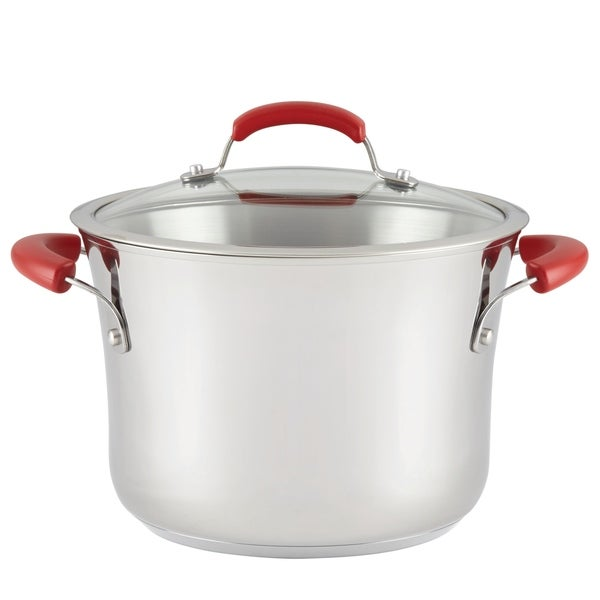 Shop Rachael Ray Classic Brights Stainless Steel Nonstick