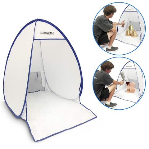 SPRAYRITE 2 - Paint Spray Shelter - Spray Booth Painting Tent