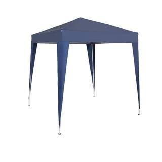 Kinbor 6.5' x 6.5' Pop Up Canopy Tent Portable Shade Canopy Heavy Duty Instant Canopy w/ Carrying Bag