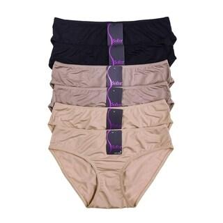 Sofra Intimate Sets 12-Pack Poly Bikini, size SM