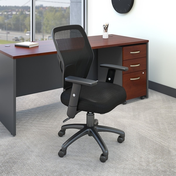 Business Furniture Shop: Shop Bush Business Furniture Accord Mesh Back Office Chair