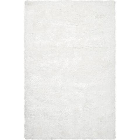 Taro Hand-woven Super Soft Shag Area Rug