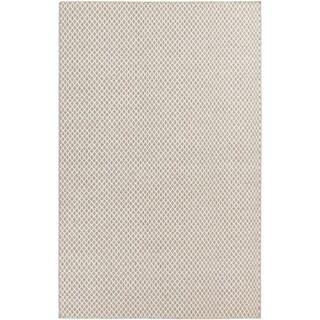 Hand-woven Larford Wool Area Rug - 9' x 13'