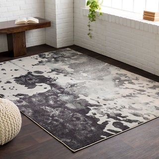 "Ann Abstract Area Rug - 9'3"" x 12'3"""