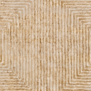 Hand-Tufted Emeline Viscose Area Rug - 9' x 13'