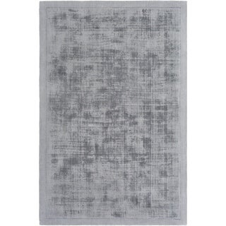 Hand-Loomed Kesgrave Viscose Area Rug - 8' x 10'