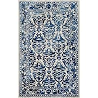Hand-Tufted Lucent Wool Rug - 9' x 13'