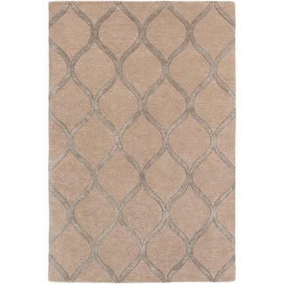 Hand-Tufted Lechlade Wool Rug - 8' x 11'