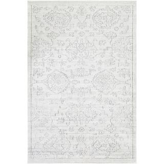 Handmade Valorie Bamboo Silk Area Rug - 9' x 13'