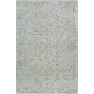 The Curated Nomad Columbia Hand-tufted Wool Area Rug - 8' x 10'