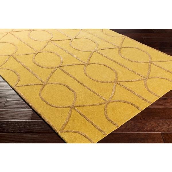 Hand-Tufted Taunton Wool Rug - 8' x 11'