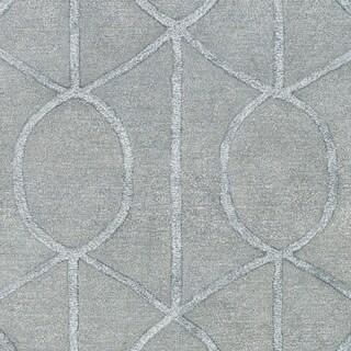 Hand-Tufted Taunton Wool Rug - 9' x 13'