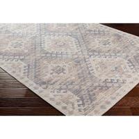 Hand-Woven Aenwyn Cotton Area Rug - 8' x 10'