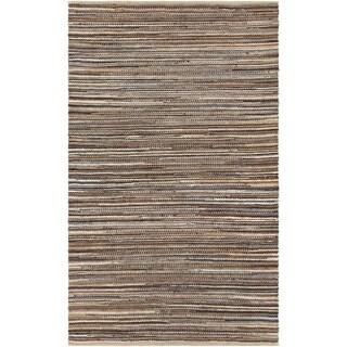 Hand-Woven Annita Jute Area Rug - 8' x 10'