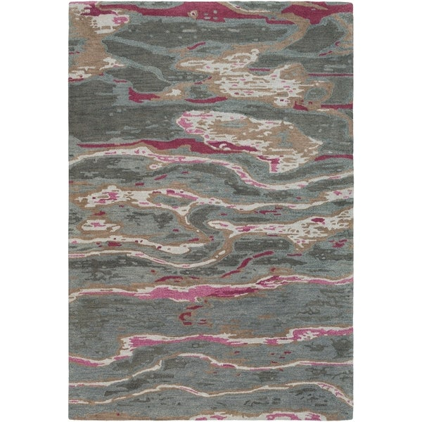 8 X 11 Area Rugs On Sale: Shop Hand-Tufted Lidia Wool Area Rug