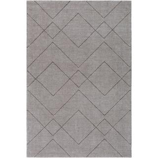 Handmade Cecan Wool Area Rug - 8' x 10'