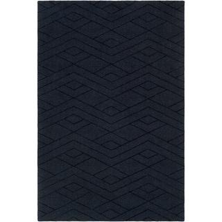 Handmade Berollius Wool Area Rug - 8' x 10'