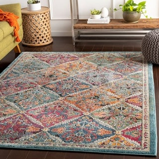 Selai Traditional Area Rug - 9' x 13'1""