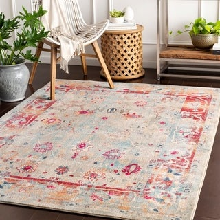 """Elias Updated Traditional Area Rug - 7'10"""" x 10'3"""""""